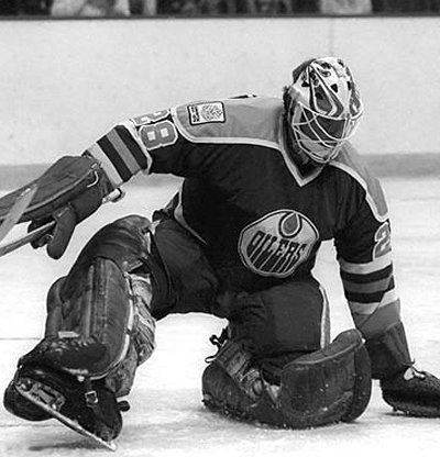 Dave Dryden Edmonton Oilers goaltending history Dave Dryden