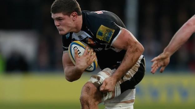 Dave Ewers Dave Ewers Exeter Chiefs star signs new twoyear deal BBC Sport