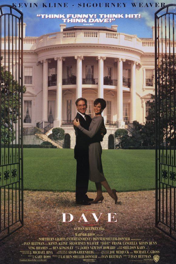 Dave (film) How to win over your team Daves secrets of everyman leadership