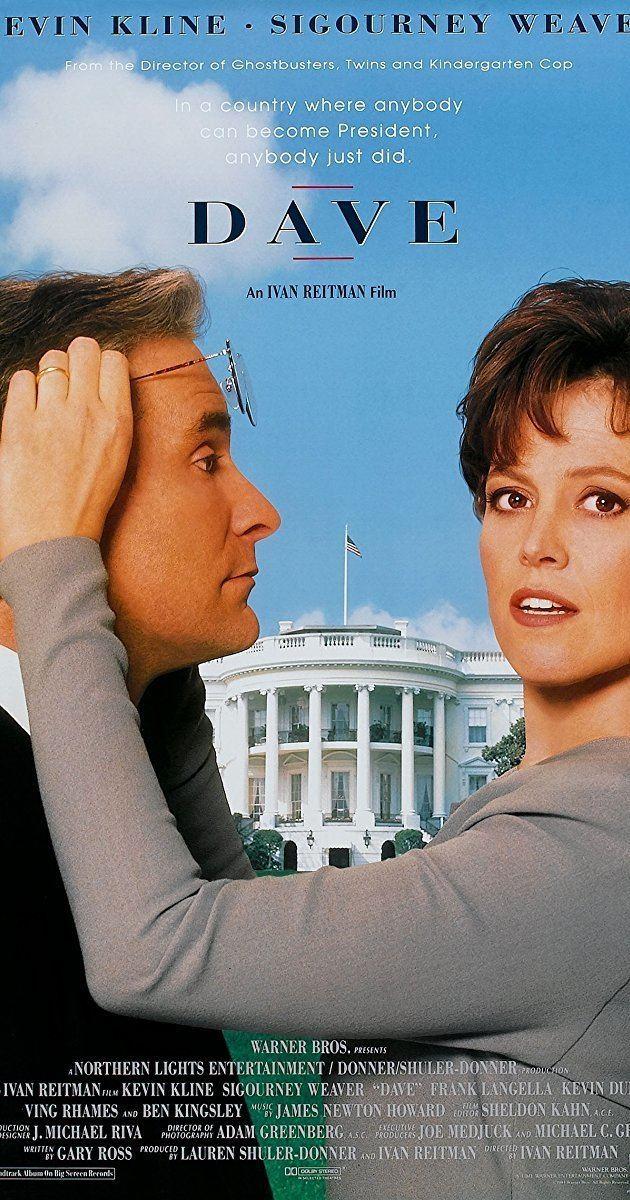 Dave (film) Dave 1993 IMDb
