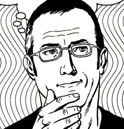Dave Gibbons CREATOR PROFILE PAUL GRAVETT