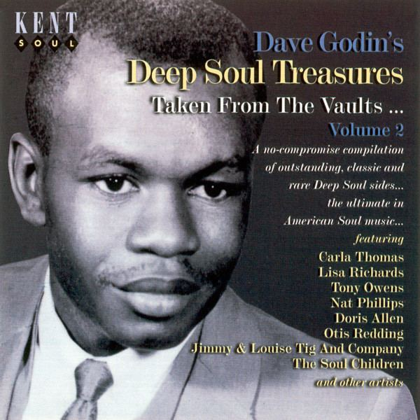 Dave Godin Various Dave Godins Deep Soul Treasures Taken From The Vaults