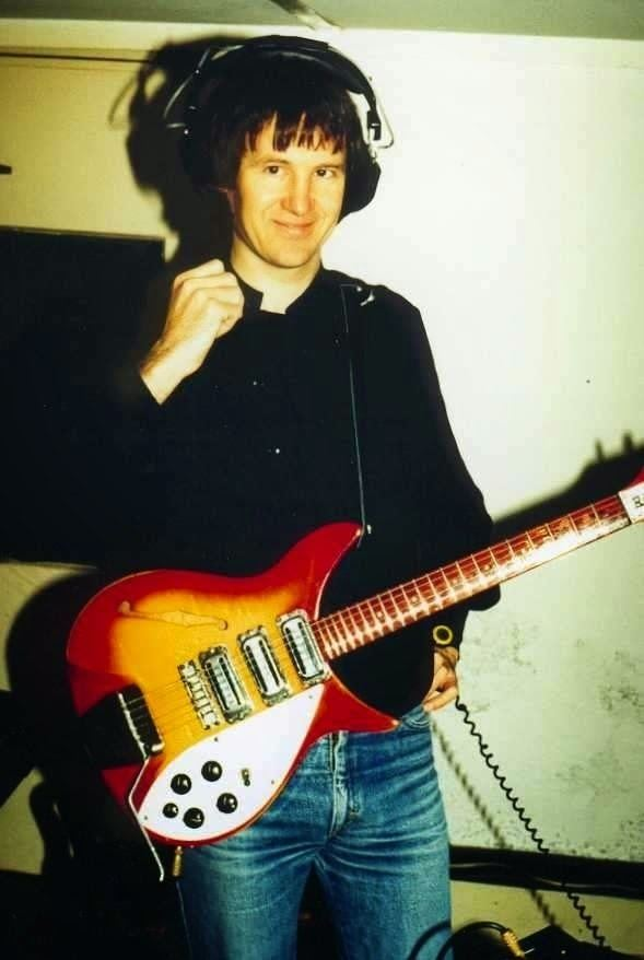 Dave Gregory (musician) The dBs Repercussion Dave Gregory former XTC Remoulds I and II