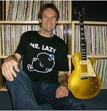 Dave Gregory (musician) wwwguitargonautsinfoimagesMisterLazyjpg