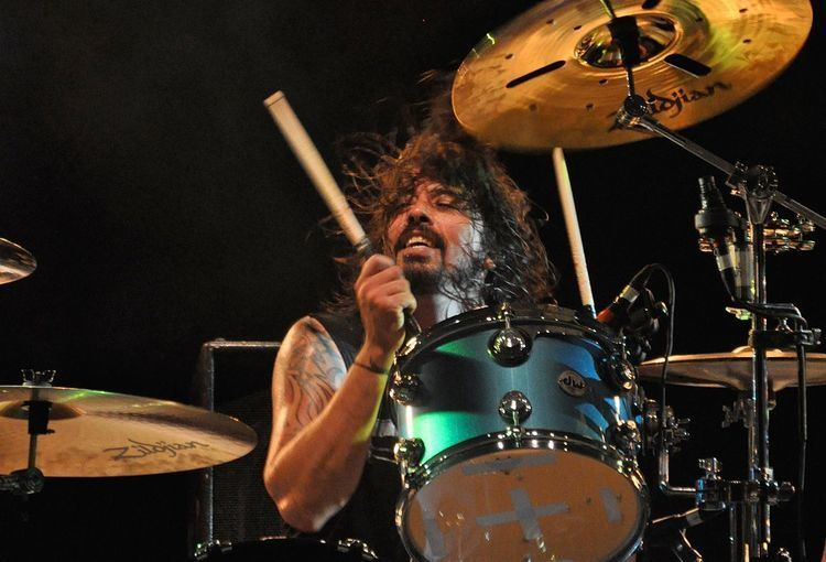 Dave Grohl discography