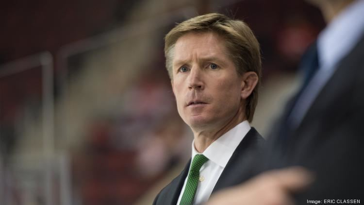 Dave Hakstol Dave Hakstol hired as the new head coach of the