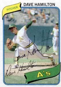 Dave Hamilton (baseball) wwwbaseballalmanaccomplayerspicsdavehamilto