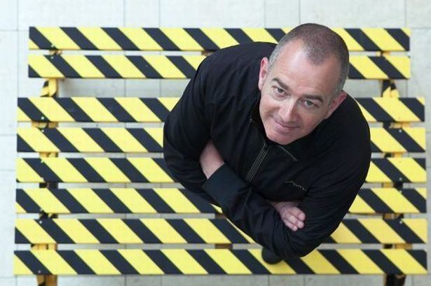 Dave Haslam Dave Haslam designs Haciendathemed furniture Manchester