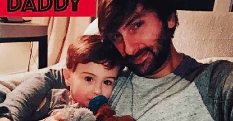 Dave Haywood Lady Antebellums Dave Haywood says son Cash loves You Look Good