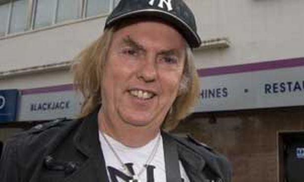 Dave Hill Dave Hill from Slade talks about his roots Birmingham Mail
