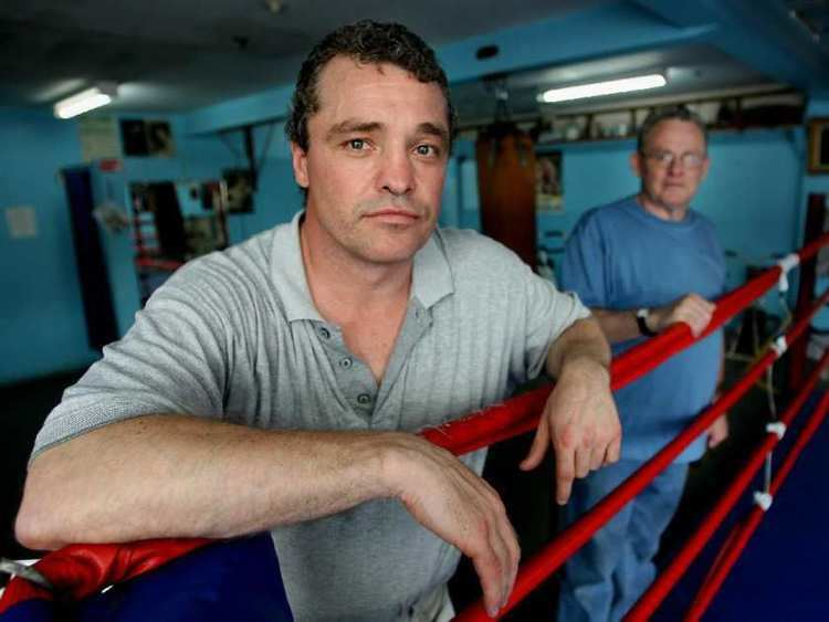 Dave Hilton, Jr. Former boxer Dave Hilton Jr in hot water again Montreal