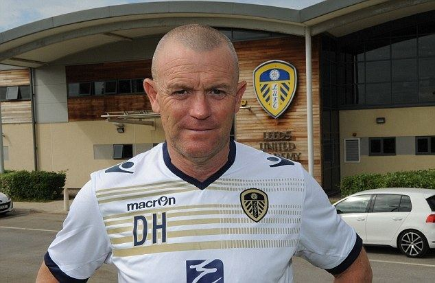 Dave Hockaday Leeds boss Dave Hockaday says owner Massimo Cellino 39is
