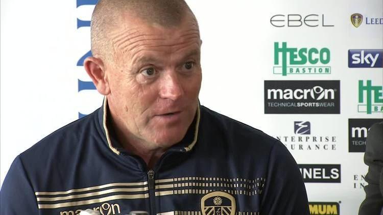 Dave Hockaday Championship Leeds United appoint David Hockaday as their