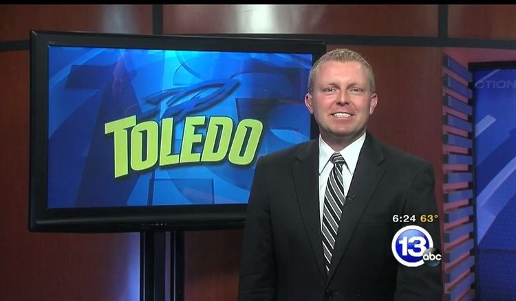 Dave Holmes (sportscaster) Sports Director Dave Holmes leaving 13abc