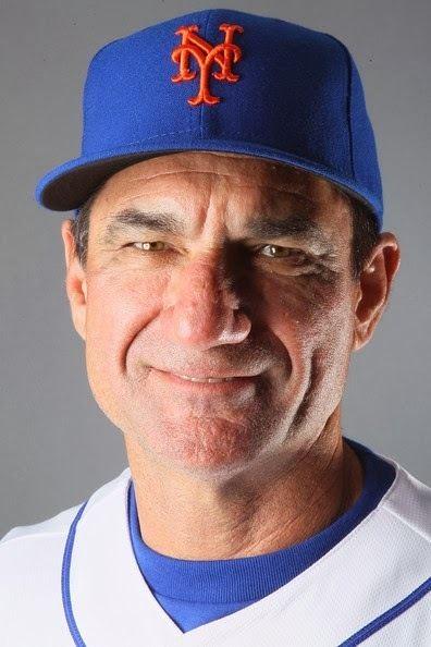Dave Hudgens centerfield maz New York Mets Hitting Coach Dave Hudgens 20112014