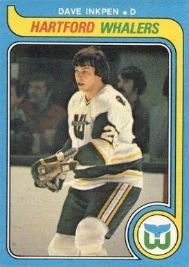 Dave Inkpen 1979 OPeeChee Dave Inkpen 321 Hockey Card Value Price Guide