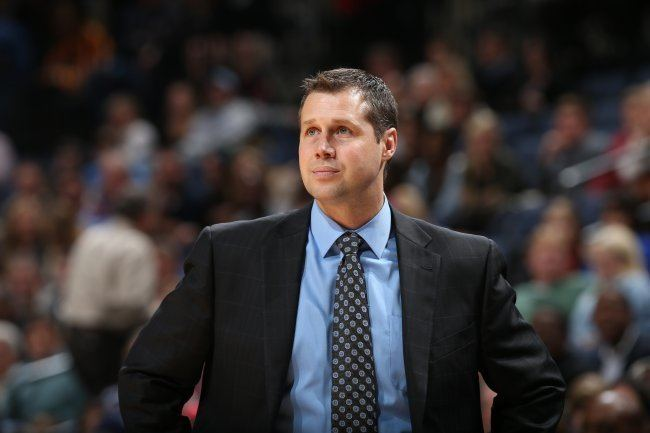 Dave Joerger Report Minnesota Timberwolves Find Their Man in Dave