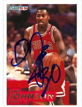 Dave Johnson (basketball) wwwautographwarehousecomimagesproductsdetail