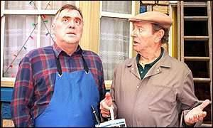 Dave King (actor) BBC News TV AND RADIO Actor Dave King dies