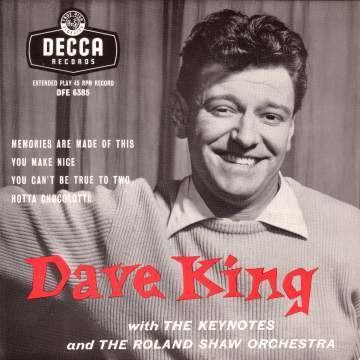 Dave King (actor) Dave King