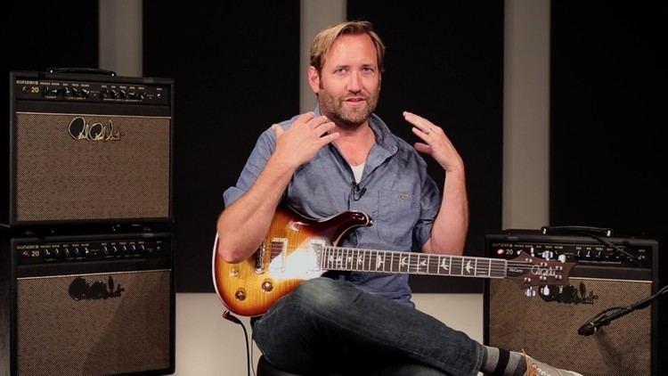 Dave Knudson (guitarist) Dave Knudson The Sonzera 20w Combo PRS Guitars YouTube