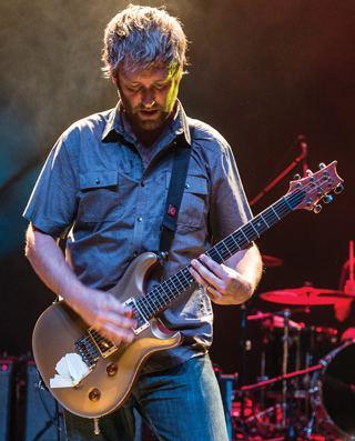 Dave Knudson (guitarist) Interview Minus the Bears Dave Knudson