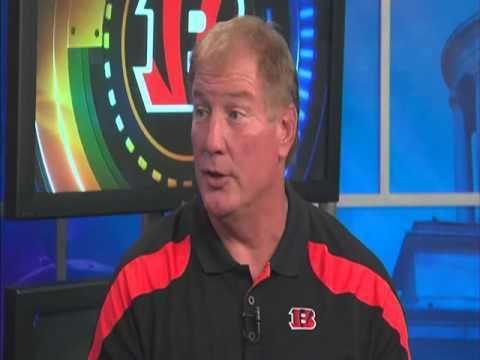Dave Lapham Brad Johansen and Dave Lapham on BengalsBears YouTube