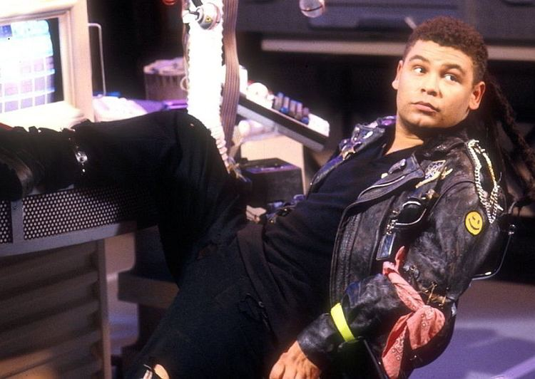 Dave Lister Daniel H Wilson is Dave Lister from Red Dwarf Electric Sheep