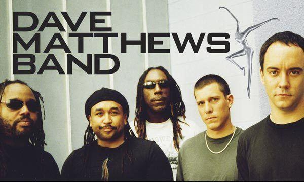 Dave Matthews Band Dave Matthews Band 2016 Summer Concert Tour Dates Tickets