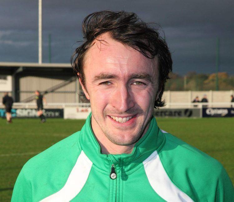 Dave McPherson (footballer) Dave MacPherson Nantwich Town FC Evo Stik Premier League