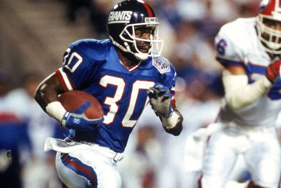 Dave Meggett 10 Former Professional Athletes Currently Serving Time