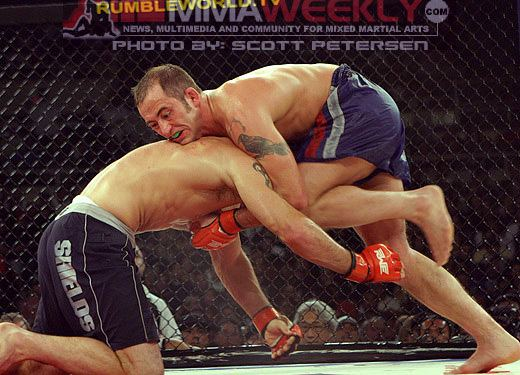 Dave Menne Dave Menne Found the Missing Warrior Within MMAWeeklycom