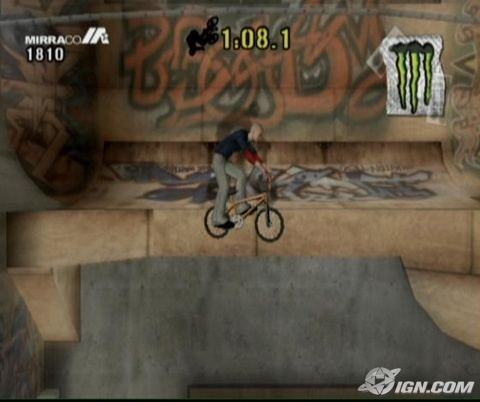 Dave Mirra BMX Challenge Dave Mirra BMX Challenge Review IGN