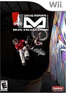 Dave Mirra BMX Challenge httpsimagesnasslimagesamazoncomimagesI5