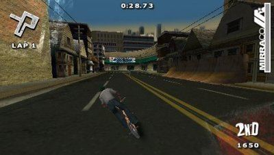 Dave Mirra BMX Challenge Dave Mirra BMX Challenge PSP Review