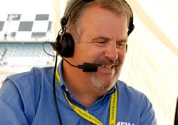 Dave Moody Motor Racing Network Announcer Spotlight Dave Moody MRNcom
