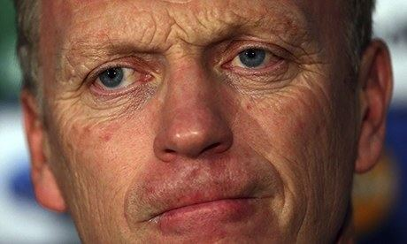 Dave Moyes David Moyes just like John Major is destined to fail