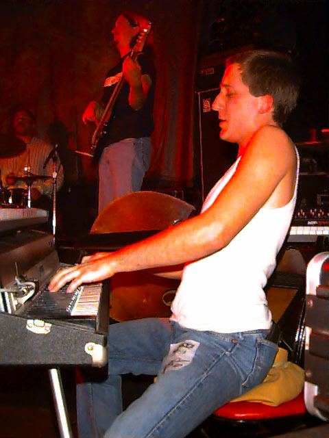 Dave Palmer (American keyboardist) wwwmediacastcomMediaCastCalendar951024Ubiq