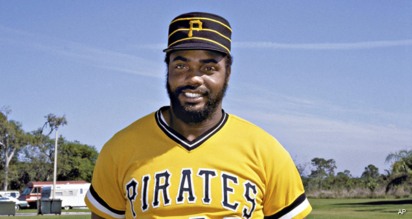 Dave Parker Parkinson39s Doesn39t Scare Pittsburgh Pirates Legend Dave