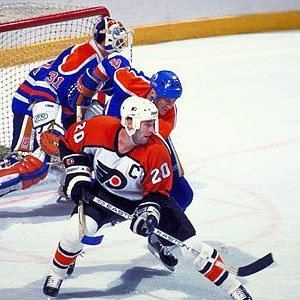 Dave Poulin Philadelphia Flyers Legends Dave Poulin