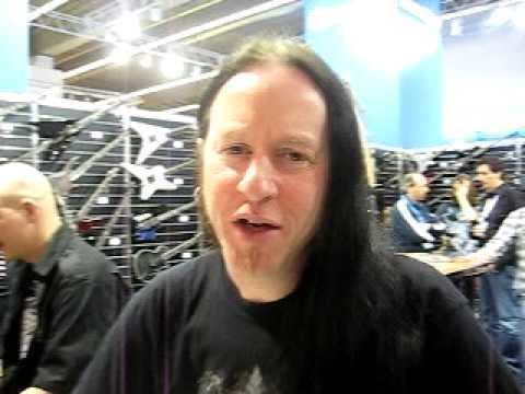 Dave Pybus Cradle of Filth bass player Dave Pybus likes Graspop Metal