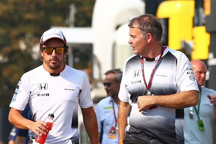 Dave Redding McLaren team manager Dave Redding joins Formula 1 rival Williams