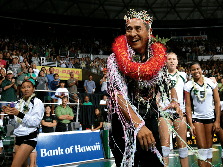 Dave Shoji Legendary UH Womens Volleyball Coach Dave Shoji Recounts Career