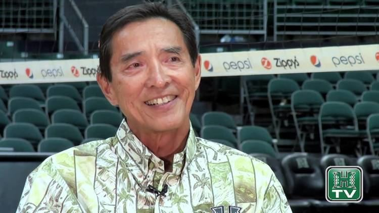Dave Shoji Hawaii Women39s Volleyball Coach Dave Shoji Reflects On His