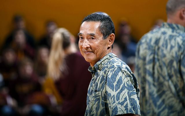 Dave Shoji Wahine coach Shoji will take break to deal with cancer
