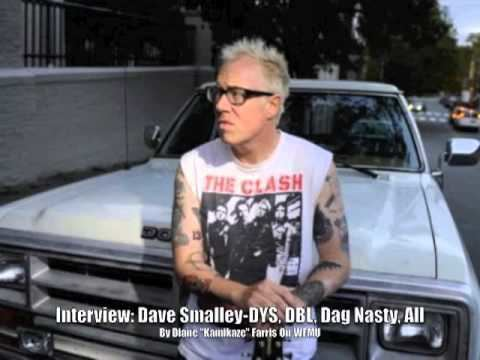 Dave Smalley Dave Smalley DYS Down By Law Dag Nasty All