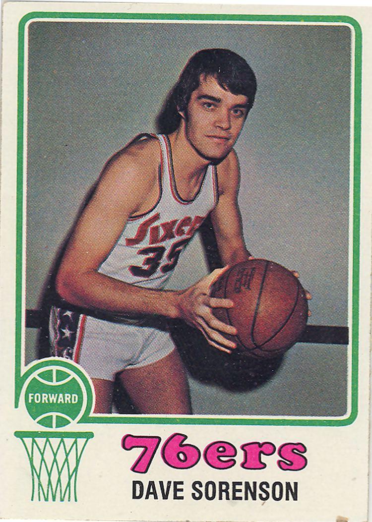 Dave Sorenson Dave Sorenson Basketball Card National Museum of American History
