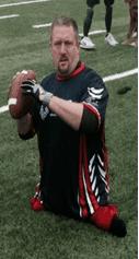 Dave Stevens (athlete) woundedwarrioramputeefootballteamorgwpcontentu