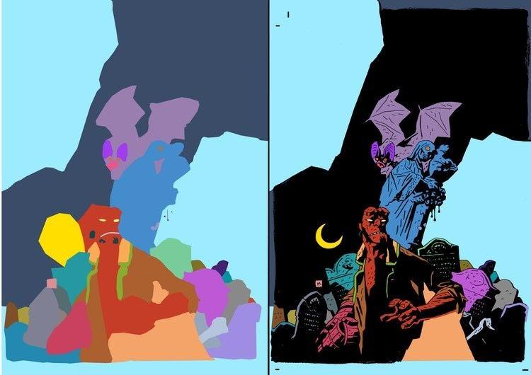 Dave Stewart (artist) FLATTENED