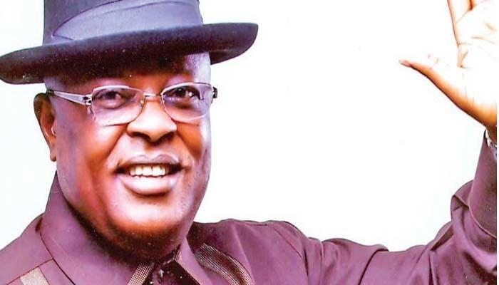 Dave Umahi Ebonyi State Governor Dave Umahi Champion Newspapers Limited